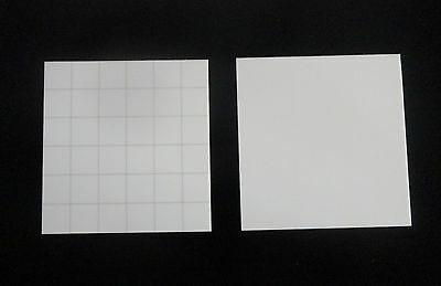 """ONE EACH OF A HIGH PURITY ALUMINA CERAMIC """"SNAP-STRATE"""" SUBSTRATE No.: 45"""