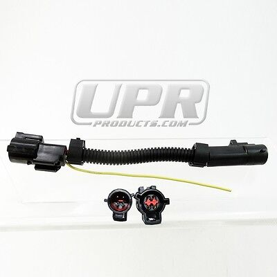 Air-Fuel Pigtail with Signal wire for Air/Fuel Gauge Ford 3 or 4 Wire o2 Sensor