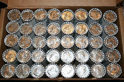 100 Susan B Anthony Dollars All 1979 hoard of dollar coins First year of issue!