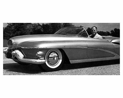 1951 Buick LeSabre Concept Factory Photo Harley Earl uc7522