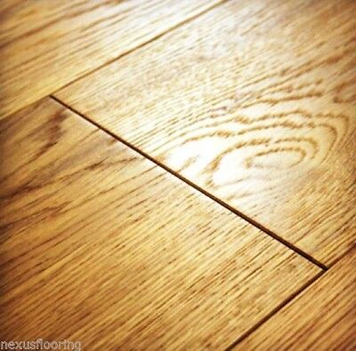 Solid Oak Flooring Smoked White Washed Wood Floor Wide Real Wooden Hardwood