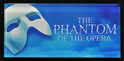 THE PHANTOM OF THE OPERA BROADWAY NEW  25TH ANNIVERSARY MAGNET - SIERRA BOGGESS