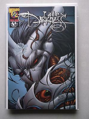 Tales of the Darkness #1/2 Wizard Deluxe Edition With COA