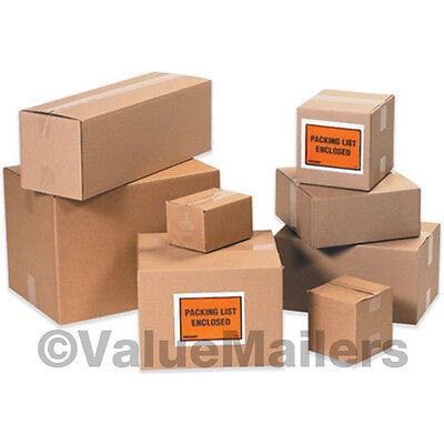16x12x6 50 Shipping Packing Mailing Moving Boxes Corrugated Cartons
