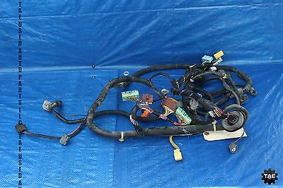 2006 06 HONDA S2000 AP2 V2 OEM RH CHASSIS WIRING HARNESS ASSEMBLY F22C #3071