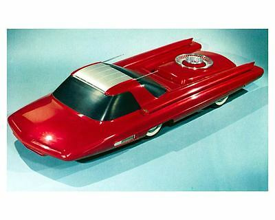 1958 Ford Nucleon Concept Factory Photo uc7597