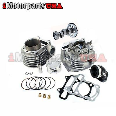 Best Gy6 100Cc Bbk Big Bore Kit For Chinese 139Qmb Scooter Roketa Taotao A9 Cam