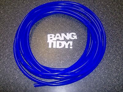 Derbi Rambla  Blue 5-6 Mm Petrol Fuel Line Pipe Hose