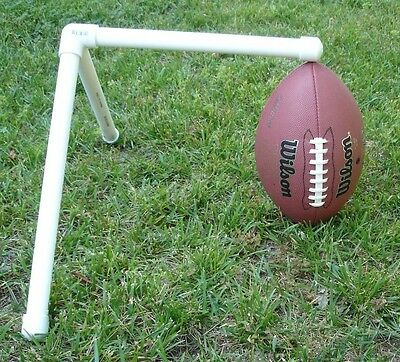Football Kicking Holder - Tee Field Goal Guide Stand Hold Kick Kickoff Place