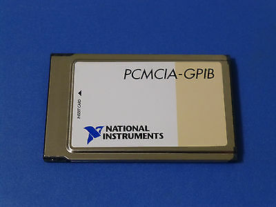 National Instruments PCMCIA-GPIB Interface Card 184713B-01