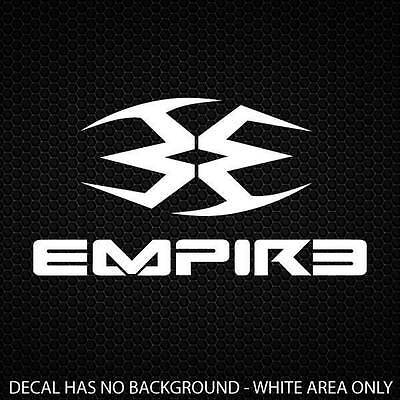 Empire Paintball Decal 170x90mm [6 4/5x3 1/2in]