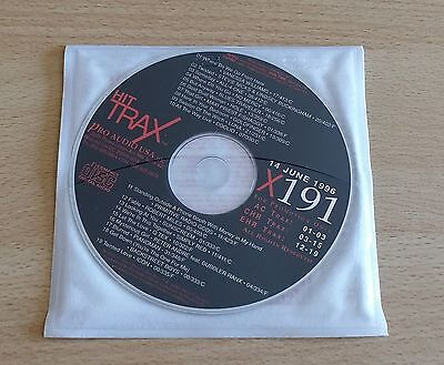 Hit Trax (Coolio, Simply Red, Backstreet Boys) - Cd Promo Compilation