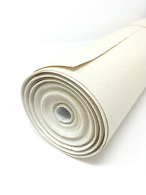24yd Unstretched Primed Artist Canvas 16.75in x 72ft Roll Gesso blank painters