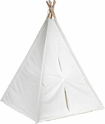 Authentic Giant Canvas Kids Teepee 6' by Lily & James Toys