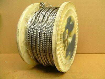 """Yale/Lift-Tech 644150205 3/8"""" Wire Rope Cable"""