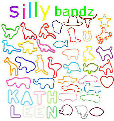 Silly Bandz Trading Wristband Collectables Choose From Various Designs