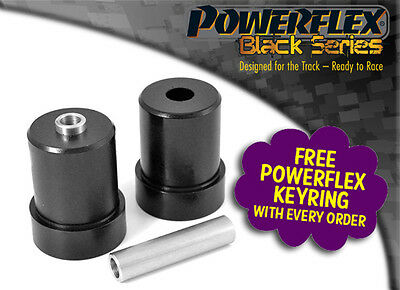 Mg Zr Powerflex Black Rear Beam Mounting Bush, Pfr63-410Blk (Bgz9114Blk)