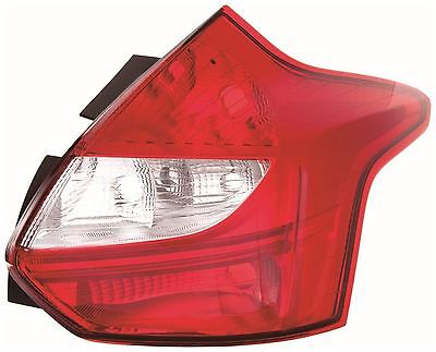Ford Focus Mk3 2011-2015 Hatchback LED Rear Tail Light Lamp O/S Drivers Right