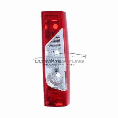 Fiat Scudo 2007-2017 Rear Tail Light Lamp O/S Drivers Right