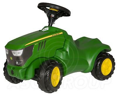 Rolly Toys - John Deere 6150R Mini Trac Ride on Push Tractor Green Age 1 1/2 - 4