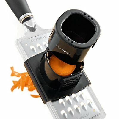 NEW Scanpan Utility Grater Pusher/Slider Attachment