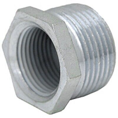 "1/2"" Npt To 3/8"" Npt Bushing  Hydraulic Fitting  9-5406-8-6"