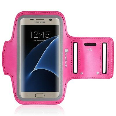 Sport Jog Gym Workout Armband Case Phone Holder for Galaxy S9 S8 iPhone 8 7 LG
