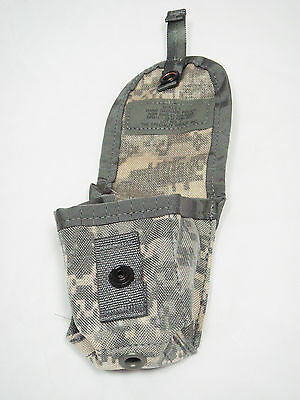 3 Official US Military Army ACU Molle II Hand Grenade Utility Pouch NEW