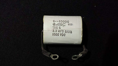 YAS  6 1000v 3.3uf (Lot of 2 pieces)