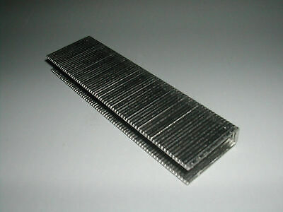 "7/16 Crown 16 Gauge Paslode GSI16 Duo Fast 7600 Series Staples 1 1/8"" Stainless"