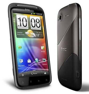 New HTC Sensation 4G - 1GB - Black (Unlocked) Smartphone