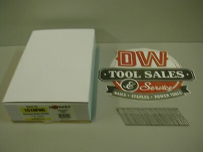 "Finish Nails 25 Degree FN Bostitch Type 1 1/4"" 15 Gauge Galvanized for N62FN N60"