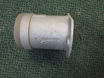 Crouse-Hinds Arktite Receptacle AR-2042 Model M9A 200A 600V 3P 4W *No Cap* Used