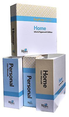 EasyKeep Binder Full Set of Four - Personal and Home Editions