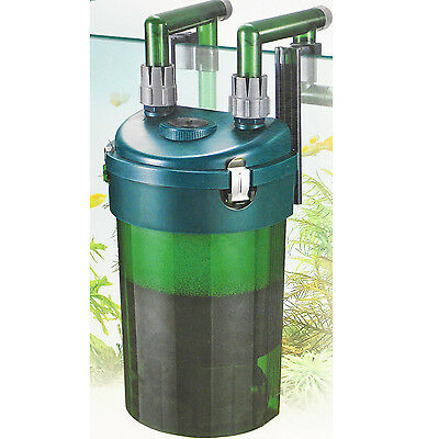 CFS 130 Aquarium Canister Filter External HO Freshwater Plant 450L 30 40 Odyssea