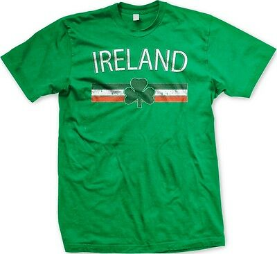Ireland Flag Irish Nationality Ethnic Pride 2014 World Cup -Men's T-shirt