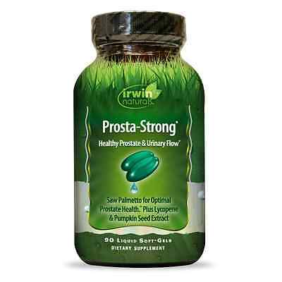 Irwin Naturals PROSTA-STRONG Prostate Urinary Flow Formula 90 Softgels