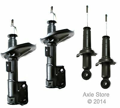 4 New Struts Shocks Fit 1.5L Mirage Only Ltd lifetime Warranty Guarantee Fit