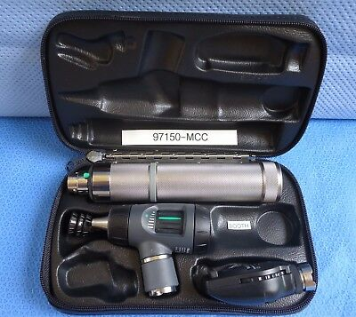 Welch Allyn Diagnostic Set #97150-Mbi (Non-Rechargeable Handle)--New/sealed