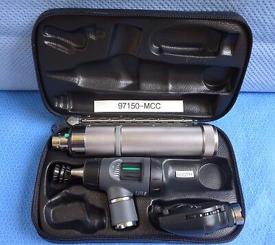 Welch Allyn Diagnostic Set #97150-Mcc Macroview Otoscope/standard Ophthalmoscope