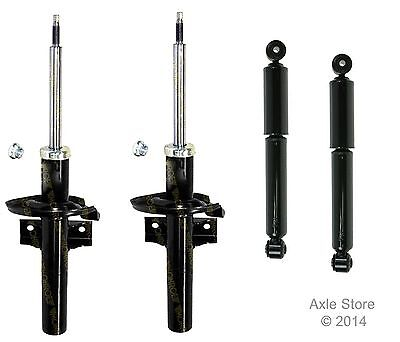 4 New Struts Shocks Full Set Ltd Lifetime Warranty Free Shipping Fits Freestar