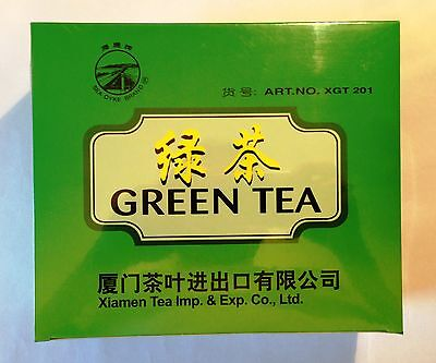 Chinese Green Tea 100 Bags Weight Loss Slimming Diet Detox Individually Packed