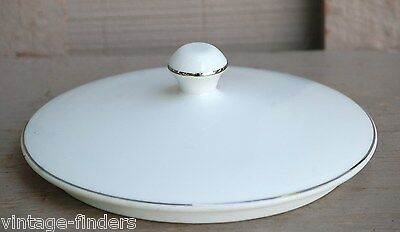 "Vintage Coventry Lid ONLY for 9"" Vegetable Bowl Simplicity Pattern 654 ~ Japan"