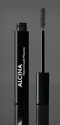 ALCINA Natural Look Mascara black 010 - 8 ml