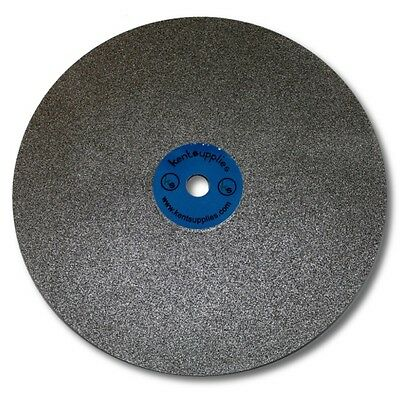 8 inch Quality Electroplated Diamond coated Flat Lap Disk wheel