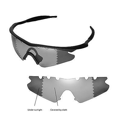 ca77ec7eff New WL Polarized Transition Vented Replacement Lenses for Oakley M Frame  Sweep