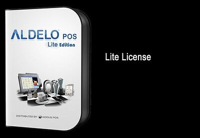 ALDELO POS Lite License / Mulitiple Languages/ English, Chinese, Spanish