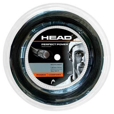 Head Perfect Power 1.30mm 16 Squash Strings 110M Reel