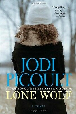 Lone Wolf [Paperback] by Jodi Picoult  (Author)