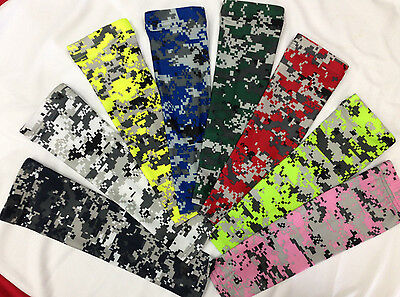 Badger 0200 Compress Arm Sleeve Navy Red White Black Royal Gray Youth Adult SALE